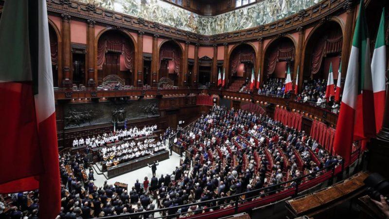 Politica, Taglio parlamentari, referendum 29-marzo-2020