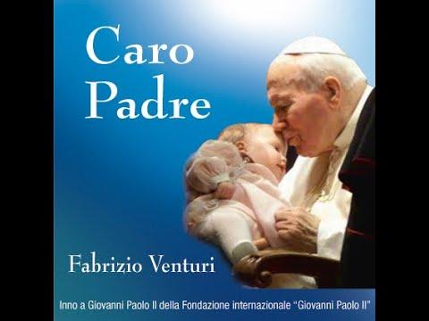 """Sanremo 2020. Fabrizio Venturi e l'Omaggio a Giovanni Paolo II con i Papaboys: """"Così è nata l'idea di cantare CARO PADRE"""""""