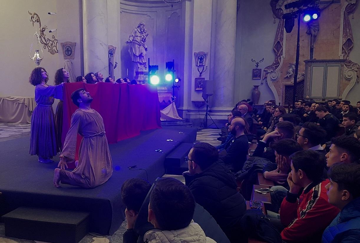 Catania, Agata, la Santa fanciulla, applausi dalle scuole