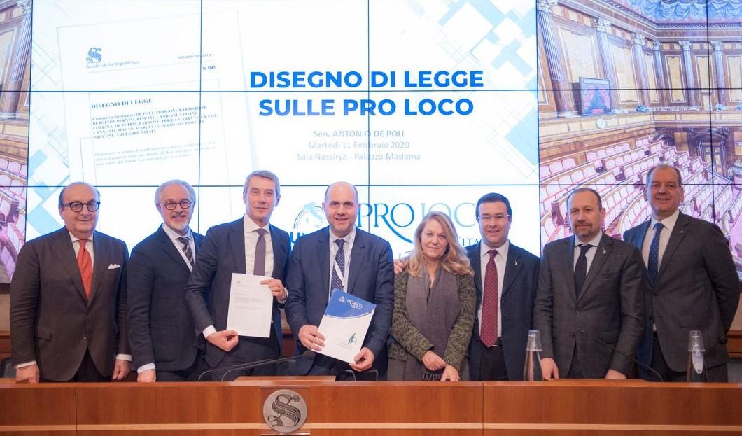 Roma turismo presentato oggi al senato il ddl su pro for Leggi approvate oggi al senato