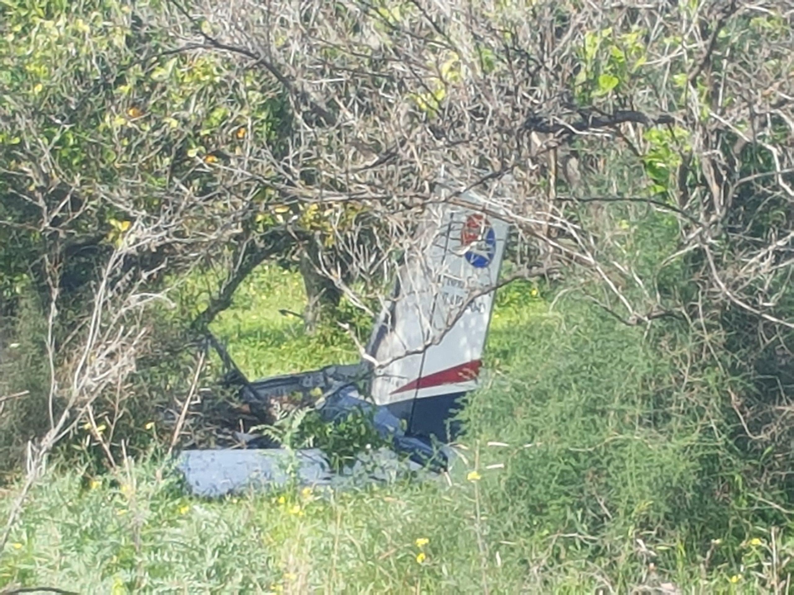 Carlentini, precipita un piccolo aereo: morti istruttore e allievo