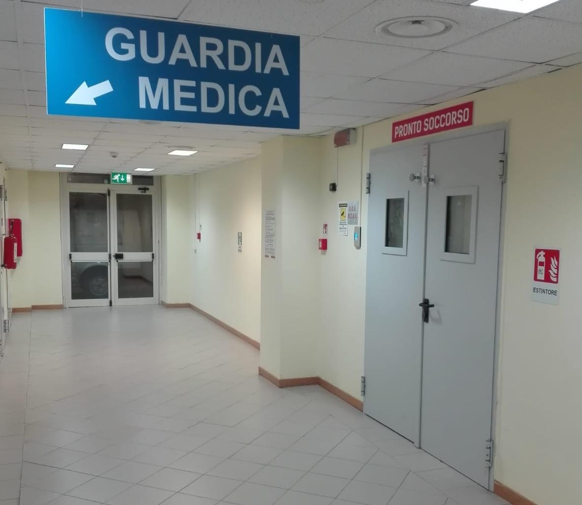 PACHINO, GUARDIA MEDICA  VERSO LA RIAPERTURA