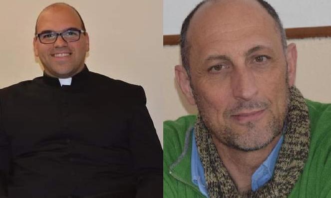 """""""Una Voce In Blu"""": padre Luca Gallina e l'ispettore capo della Polizia Municipale Nello Russo ospiti mercoledì"""