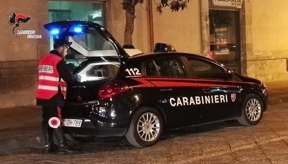Siracusa, un disoccupato latitante dal 2018 è stato  arrestato dai carabinieri