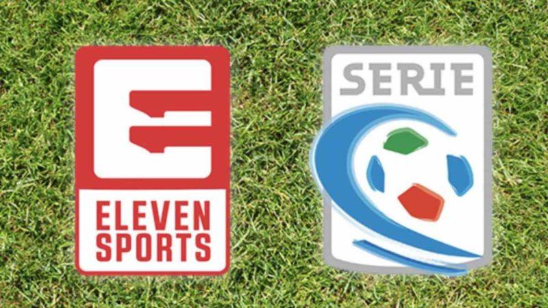 Serie C, tutte le partite in chiaro su Eleven Sport