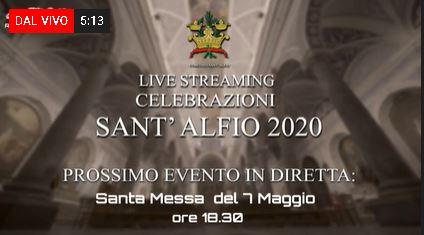 Celebrazioni S.Alfio 2020