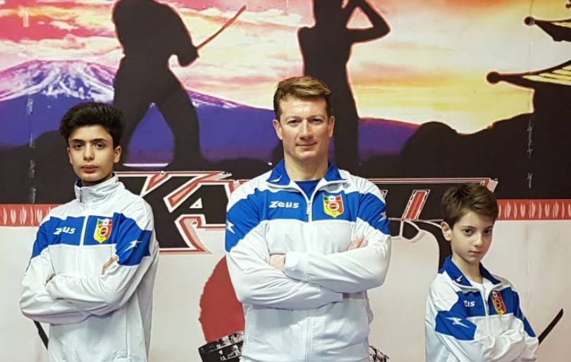 World Series Karate WKF Sportdata: 1 Bronzo per la PKT Clemenza di Scordia nella II tappa Mondiale