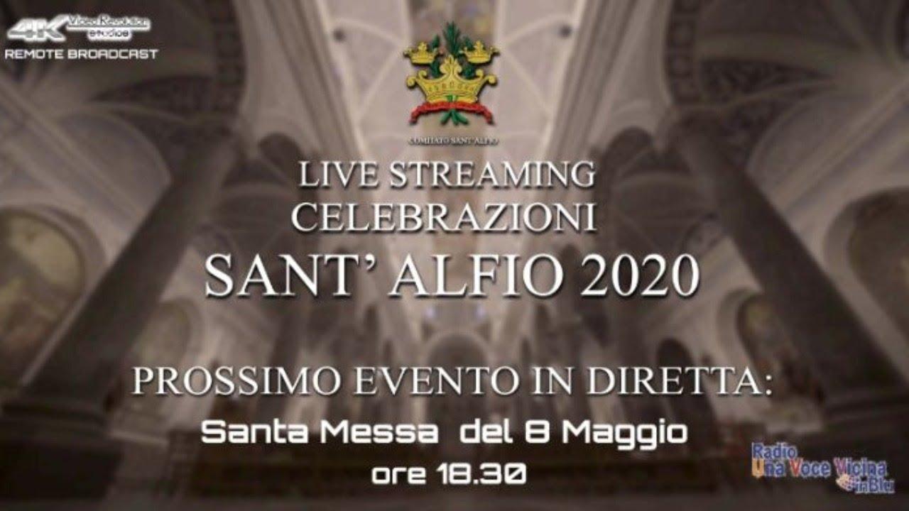 Celebrazioni S.Alfio 2020 La Santa Messa