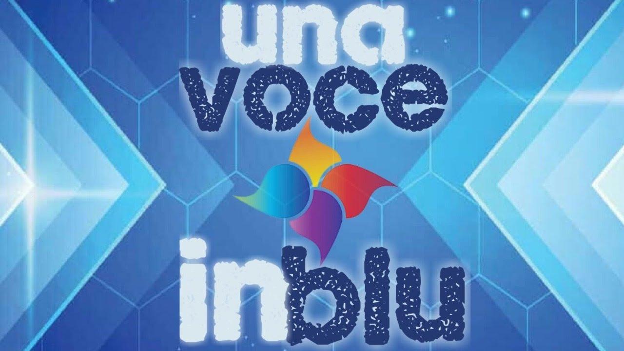 Una Voce inBlu – oggi in collegamento con Maurizio Nicotra