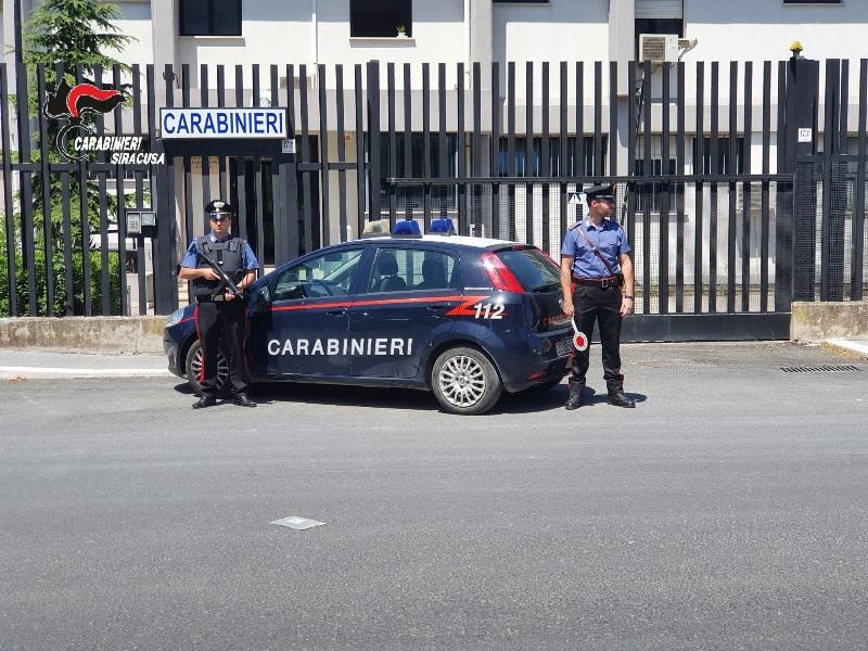 Lentini, i carabinieri denunciato un uomo per guida in stato di ebbrezza