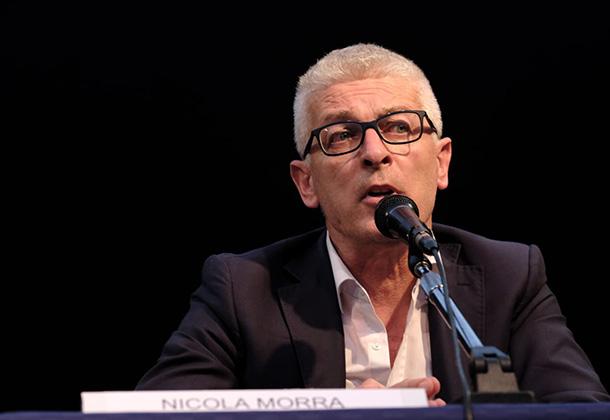 """Catania, Il Presidente della Commissione Nazionale Antimafia Nicola """"Lotta alla mafia si vince con cultura e istruzione"""""""