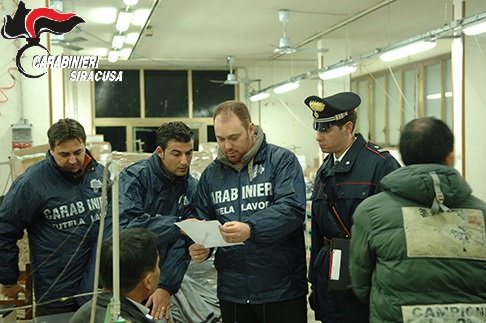 Carabinieri, controlli anti Covi19 a Lentini, Floridia, Siracusa Solarino Avola, Noto e Palazzolo. Sanzioni per oltre 150mila euro