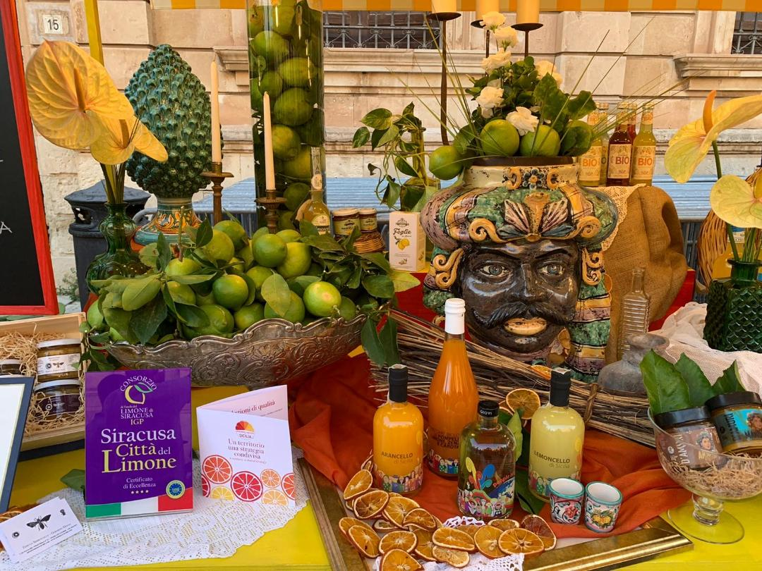 Siracusa, Il Consorzio di tutela del limone di Siracusa Igp al programma itinerante patrocinato dalla Regione Siciliana sotto la direzione creativa di Dolce&Gabbana