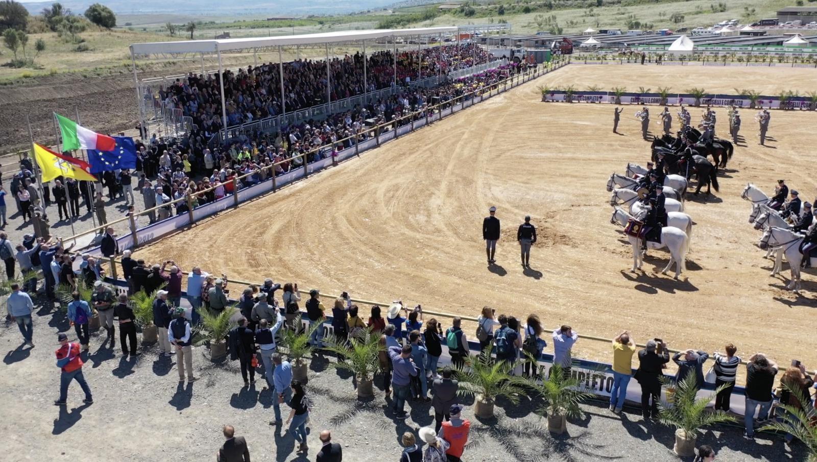 """Ambelia, terza edizione """"Fiera mediterranea del Cavallo"""": domani conferenza stampa di presentazione al PalaRegione di Catania"""