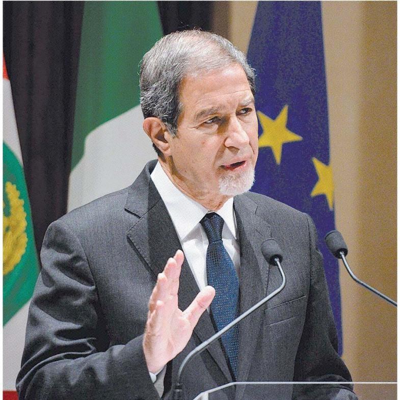 Palermo,  Nello Musumeci eletto presidente della Commissione intermediterranea d'Europa
