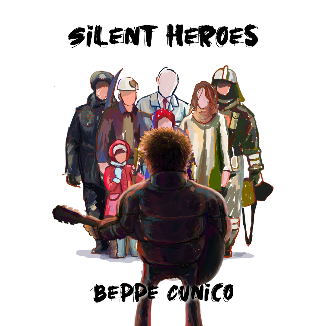 """SILENT HEROES"": L'INTERVISTA A BEPPE CUNICO"