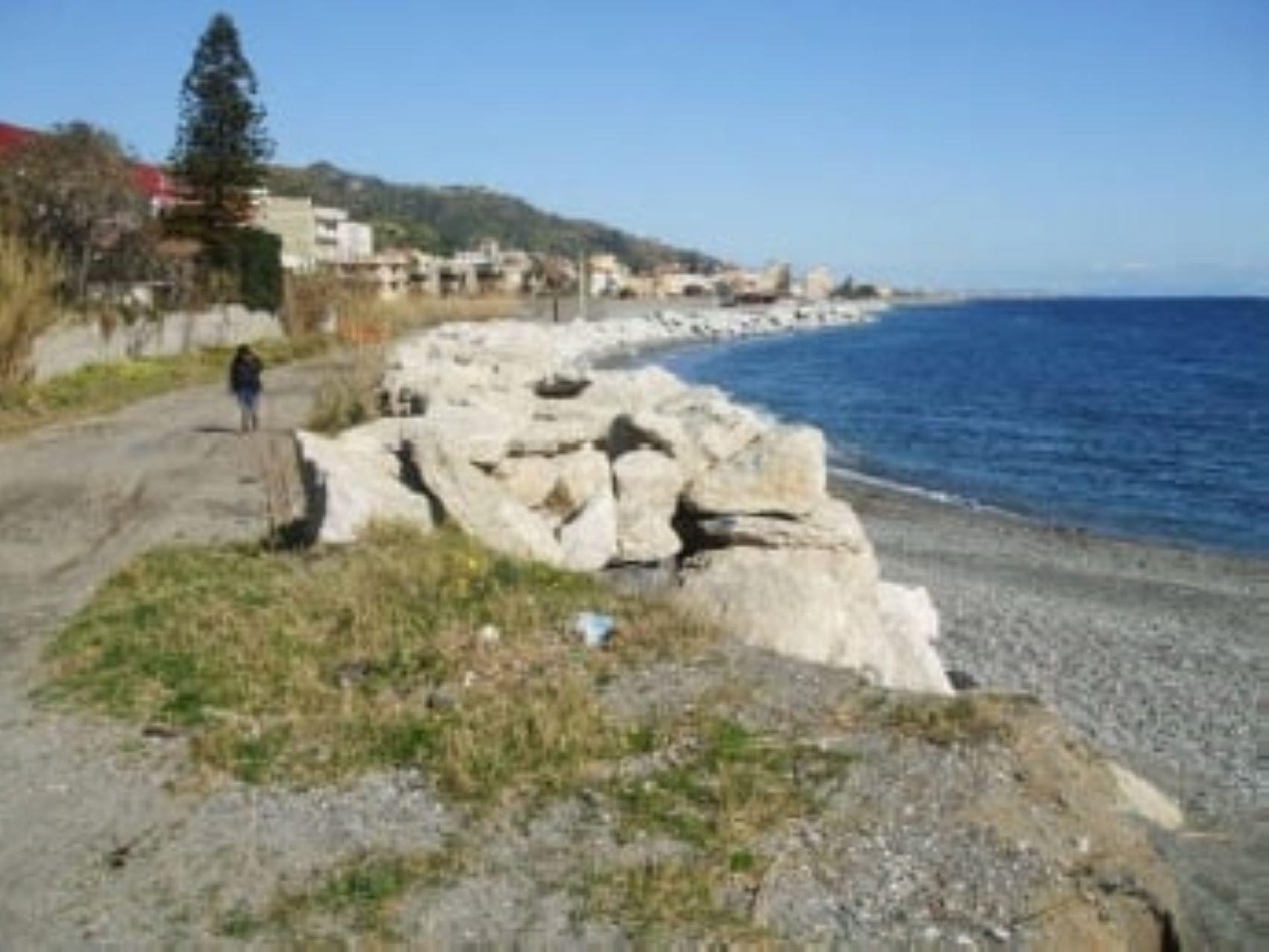 Galati Marina,Erosione costiera: approvato il progetto e i lavori