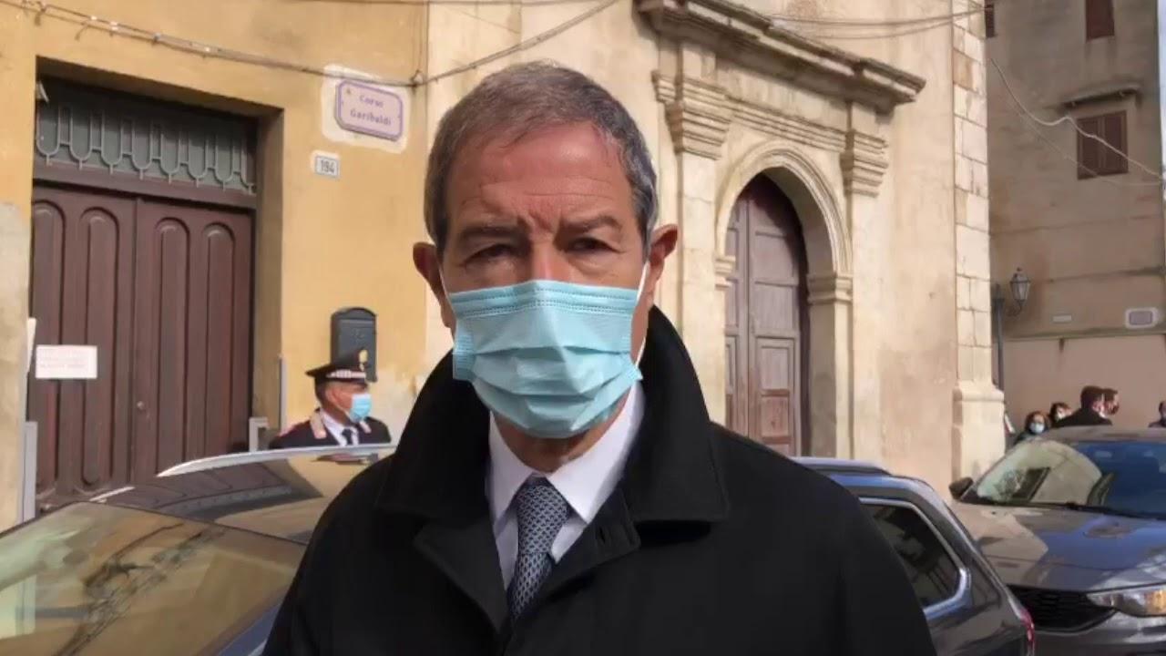 Vaccini, Musumeci: «Oggi oltre 40 mila in Sicilia»