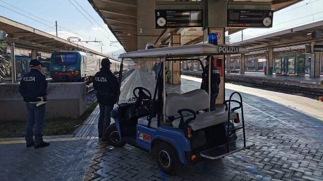 Trapani, 2 rintracci, sostanza stupefacente e 100 kg  di rame rubato recuperati dalla Polizia di Stato in ambito ferroviario.
