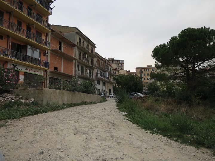 """Dissesto idrogeologico: Mussomeli, al via i lavori per realizzare una via di fuga dal quartiere """"Terravecchia"""""""