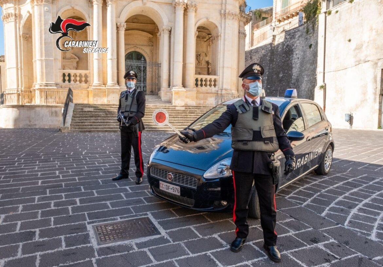 Palazzolo Acreide, deve scontare una pena residua arrestato dai carabinieri