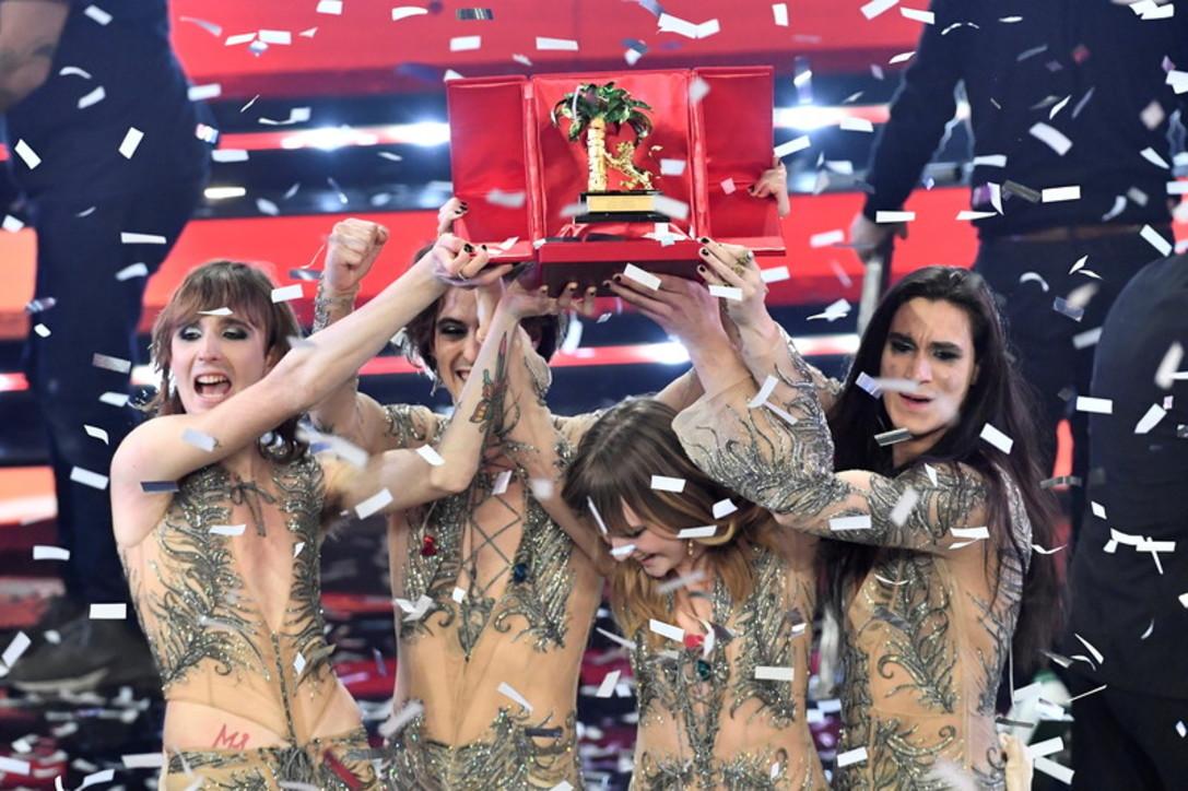 Che sia Rivoluzione: i Måneskin vincono #Sanremo2021