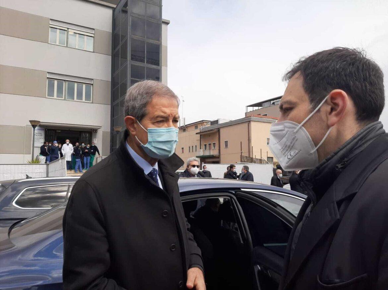 Palermo, il presidente Nello Musumeci rinomina Razza assessore Sanità