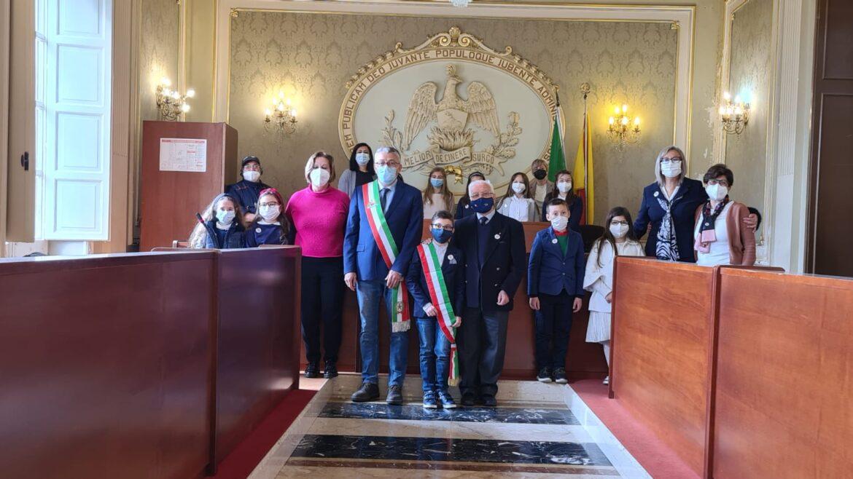 Belpasso, Santo Vitale sindaco dei Ragazzi del Circolo didattico