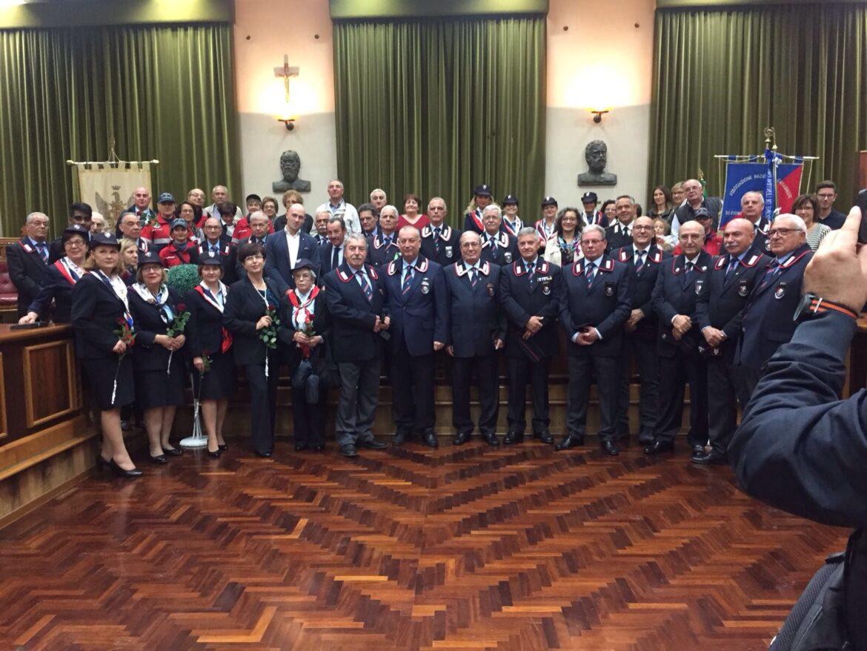 Una Voce In Blu. Mercoledì 7 aprile ospite l'associazione nazionale Carabinieri – sezione di Lentini e Carlentini