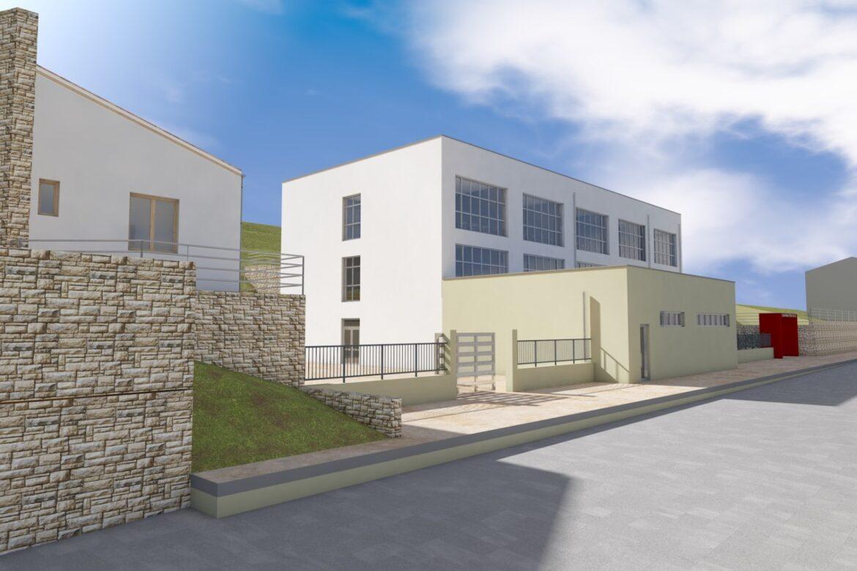 """Edilizia scolastica: Castelbuono, dalla Regione il progetto per la media """"Minà Palumbo"""""""