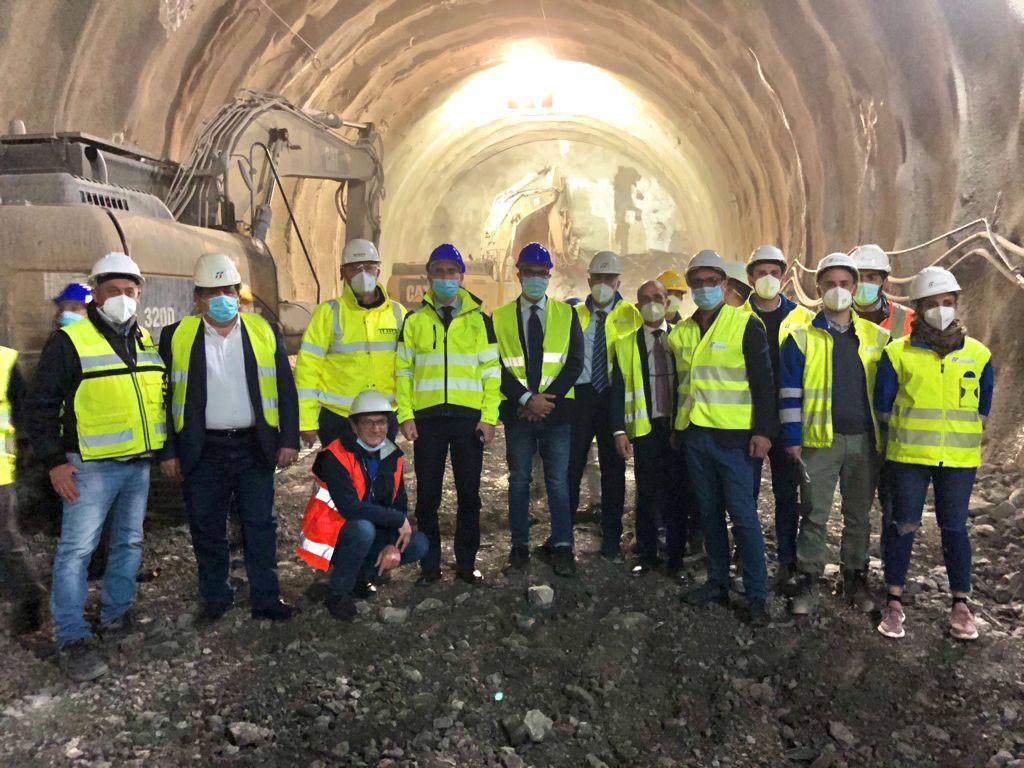 Ferrovie, raddoppio linea tra Cefalù e Castelbuono, Falcone: «Confidiamo in nuova accelerazione dei lavori»