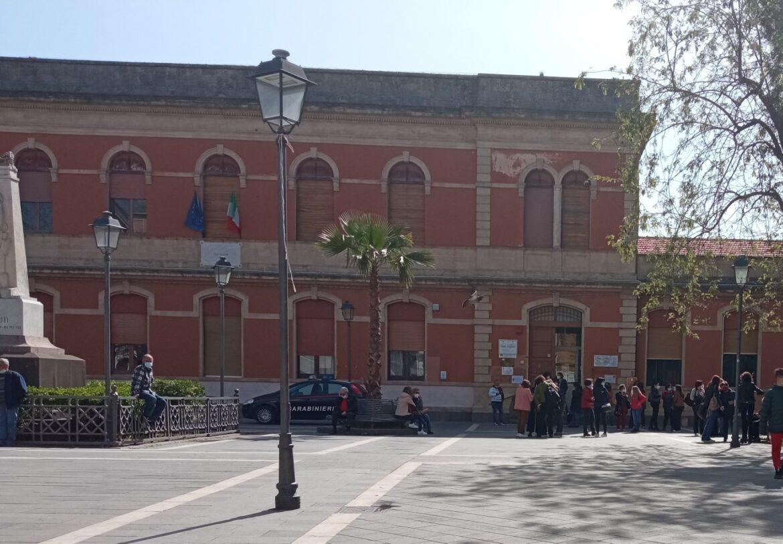 Francofonte, raid vandalico ai danni del plesso Dante