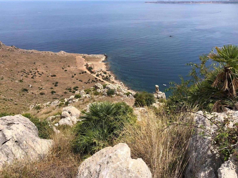 Ambiente, Musumeci: «Via ai lavori per riaprire nel Trapanese la Riserva di Monte Cofano»