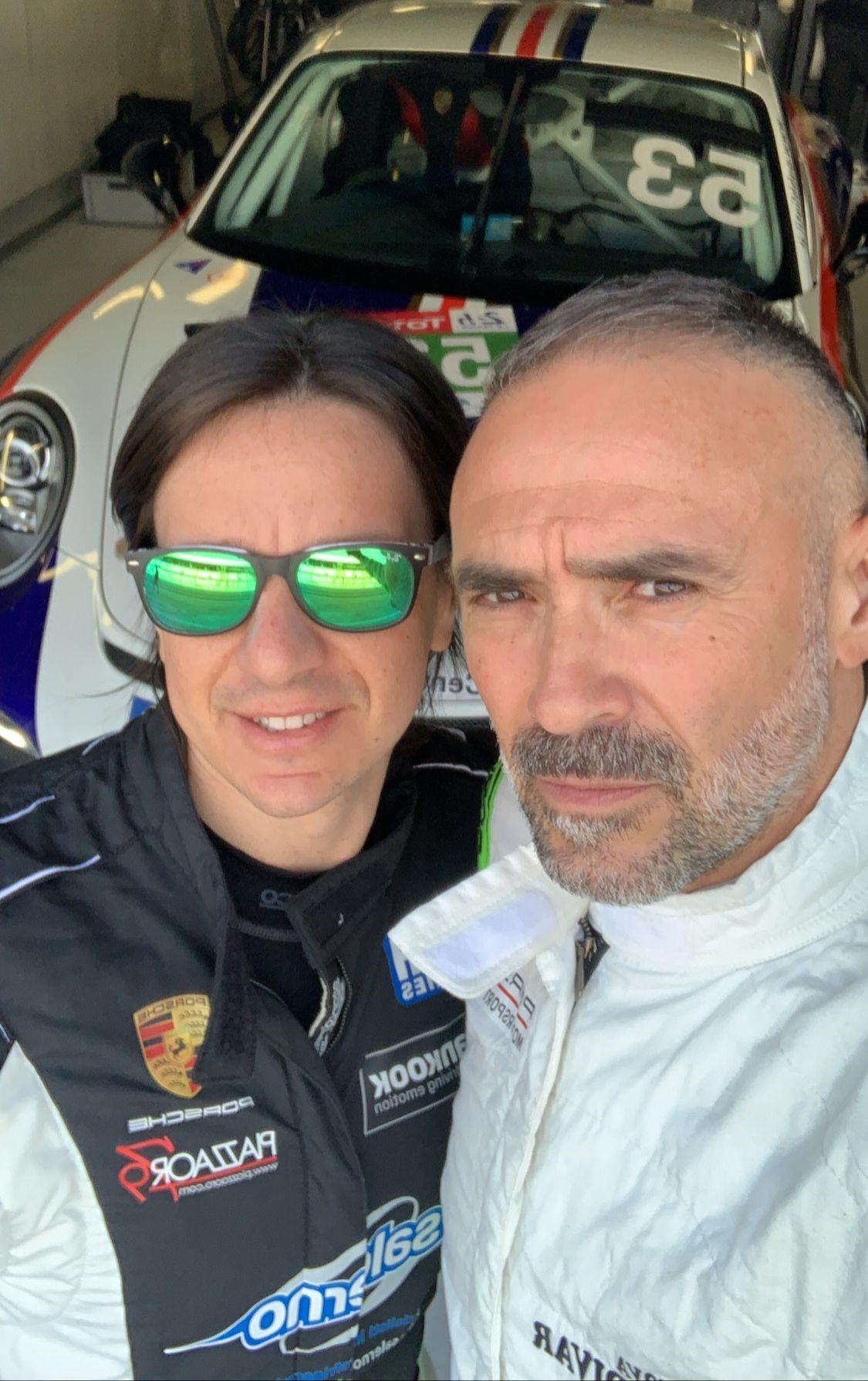 LA MAZZA E NICOLOSI TORNANO IN GARA  NEL CAMPIONATO ITALIANO GT (CLASSE GT CUP)  AL VIA DAL 30 APRILE AL 2 MAGGIO