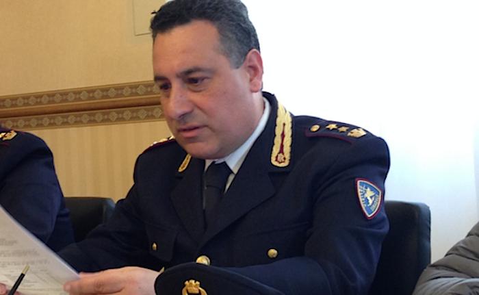 E' MARCELLO ARCIDIACONO IL NUOVO DIRIGENTE DELLA POLIZIA DI FRONTIERA DI SIRACUSA