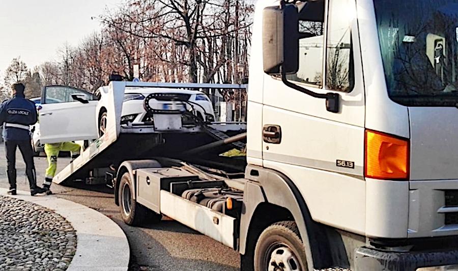 Siracusa, Iniziative per lo smaltimento dei veicoli sequestrati per violazioni al Codice della Strada