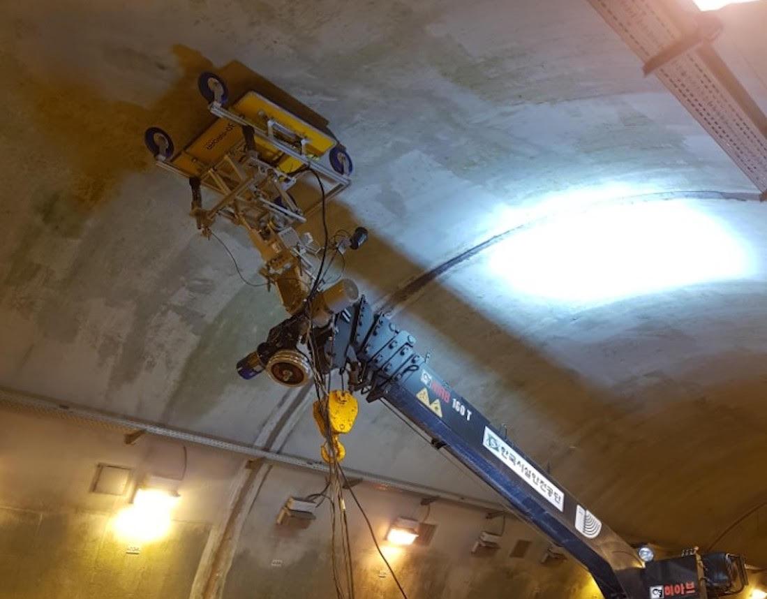 Messina, I monitoraggi georadar delle gallerie nelle prossime ore