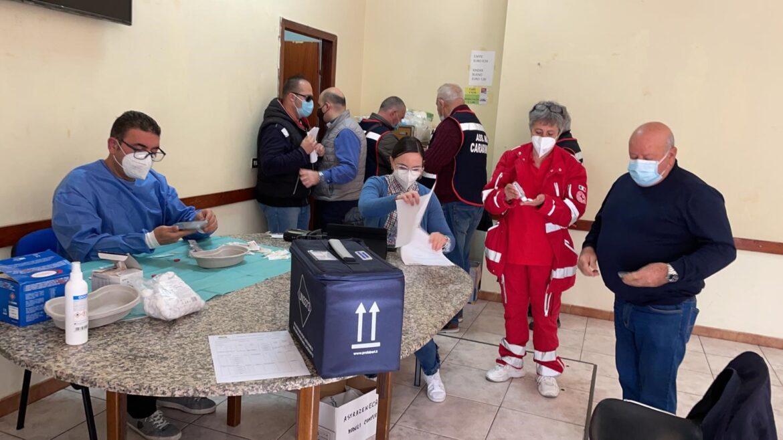 Covid, 19 in 16 parrocchie della provincia di Siracusa vaccino agli anziani per la giornata straordinaria