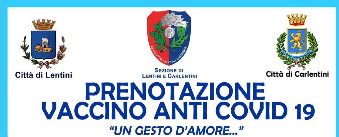"""""""Un gesto d'amore per sé e per gli altri"""" iniziativa dell'Associazione Nazionale Carabinieri Lentini – Carlentini"""