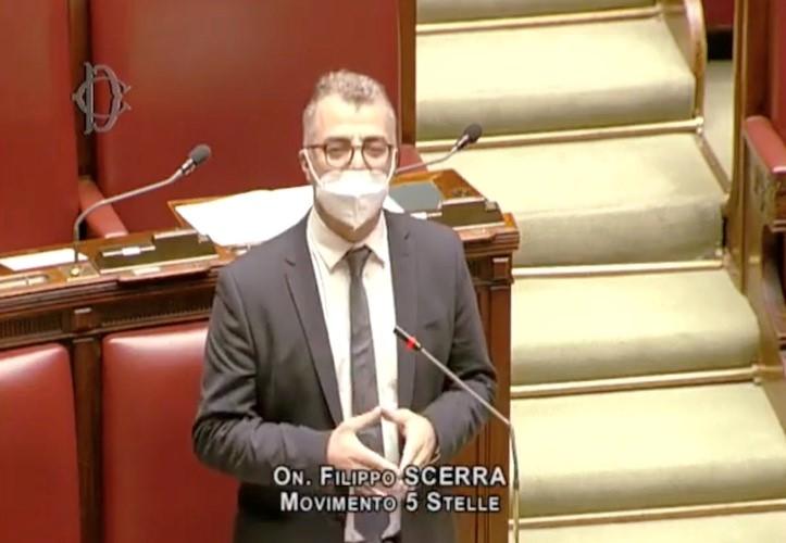 """Lentini, Scerra in Parlamento sulla chiusura della discarica di Grotte San Giorgio: """"ennesimo fallimento della politica sui rifiuti di Musumeci"""""""