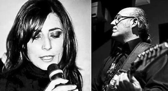 Una Voce In Blu. Gli artisti Nicoletta Palermo e Vincenzo Partexano ospiti venerdì 16 aprile