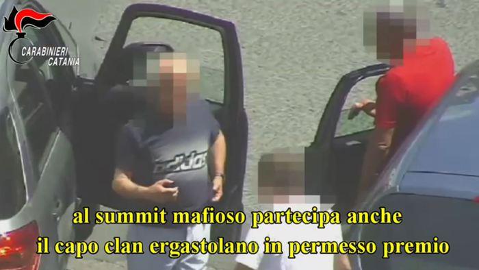 Catania, Mafia: blitz carabinieri, ordinanza per 40 indagati