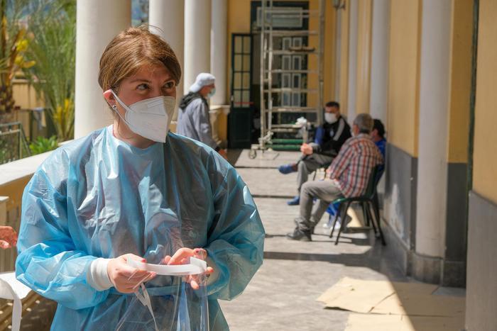 Palermo, Vaccini: dosi anche nella Missione Speranza e Carità