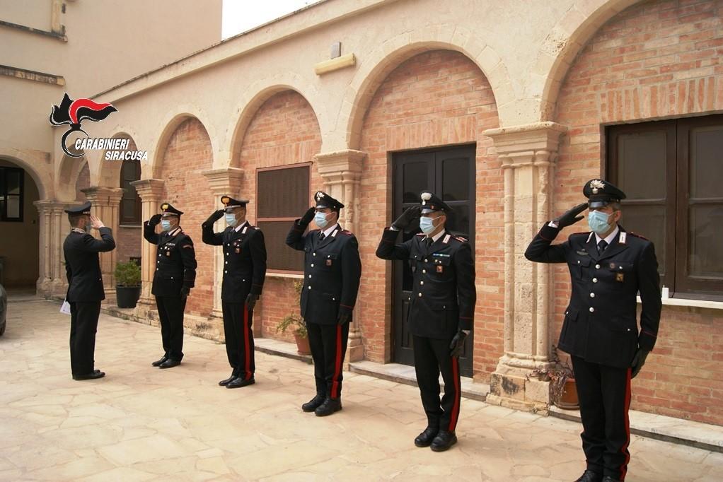 "Siracusa, Carabinieri indagine ""Posto fisso"": encomio per i Carabinieri di Ortigia"