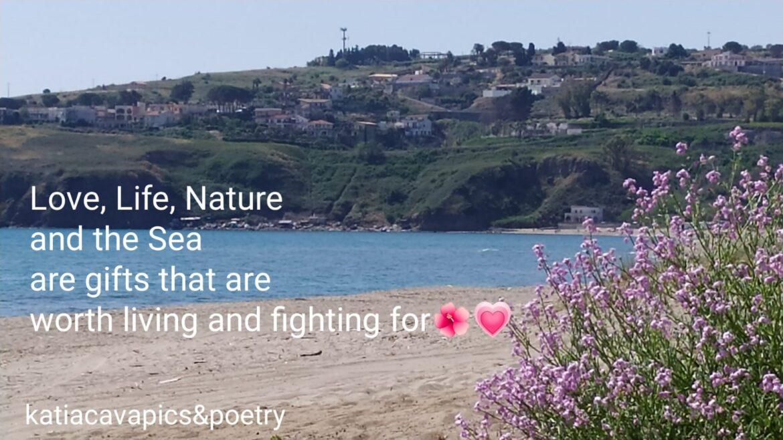 La relazione-reazione alla Natura e la scrittura puramente oggettiva