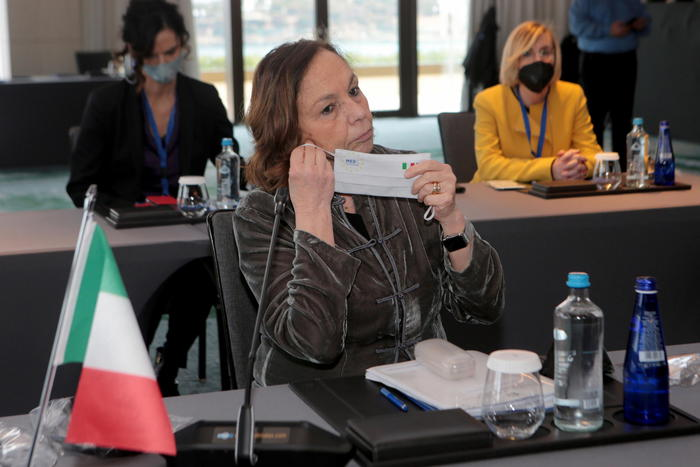 Palermo, Migranti: Lamorgese,occorre fare sentire nostra voce in Ue