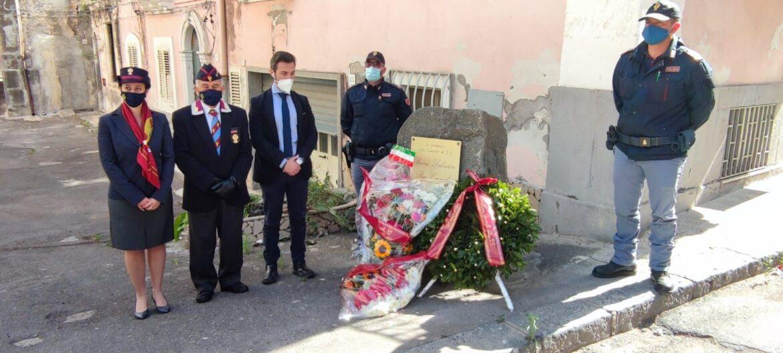 Lentini, Commemorazione, oggi,  degli agenti Rao e Reina uccisi nel 1965