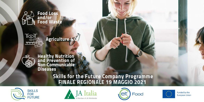 La finale regionale di Skills for the Future: le competenze dei giovani talenti siciliani per assicurare un futuro sostenibile al settore agroalimentare