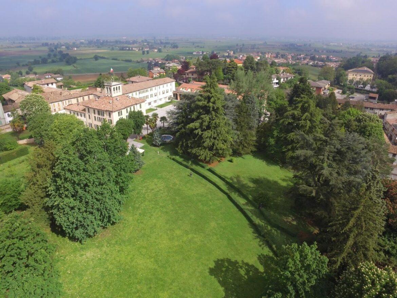 Montebello della Battaglia, Il 15 e il 16 maggio tornano le Giornate FAI di Primavera, tra i parchi storici  Villa Lomellini, opera di don Orione