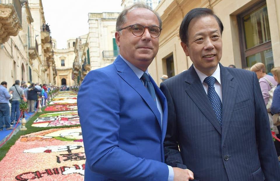 Noto, Intervista al Sindaco della capitale del Barocco Corrado Bonfanti